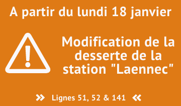 Modification station Laennec